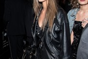 Taylor Hill Leather Jacket