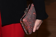 Florence Henderson Beaded Clutch