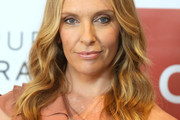 Toni Collette Long Wavy Cut