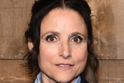 Julia Louis-Dreyfus Loose Ponytail