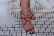 Mariah Carey Strappy Sandals