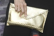 Carrie-Anne Moss Envelope Clutch