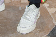 Adwoa Aboah Leather Sneakers