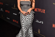 Rocsi Diaz Strapless Dress