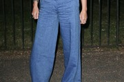 Tracey Emin Flare Jeans