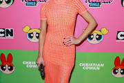 Carly Rae Jepsen Beaded Dress