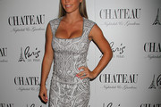Kendra Wilkinson Print Dress