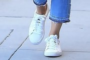 Kylie Jenner Canvas Sneakers