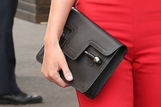 Jennifer Hawkins Leather Clutch