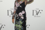 Diane von Furstenberg Sheer Dress