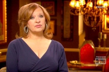Caroline Manzo The Real Housewives of New Jersey Season 5 Episode 1