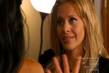 Dina Manzo The Real Housewives of New Jersey Season 4 Episode 18
