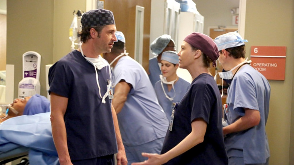 Grey\'s Anatomy Photos Photos - Grey\'s Anatomy Season 9 Episode 23 ...