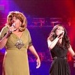 Jennifer Holliday Jessica Sanchez Photos