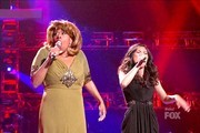 Jennifer Holliday Jessica Sanchez Photos Photo