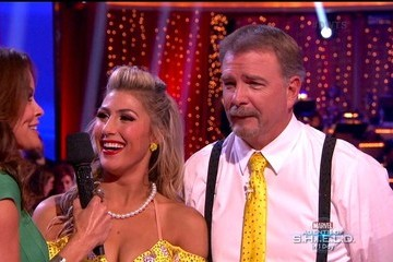 Emma Slater Dancing with the Stars Season 17 Episode 2