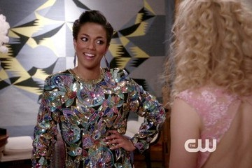 Freema Agyeman The Carrie Diaries Season 1 Episode 13