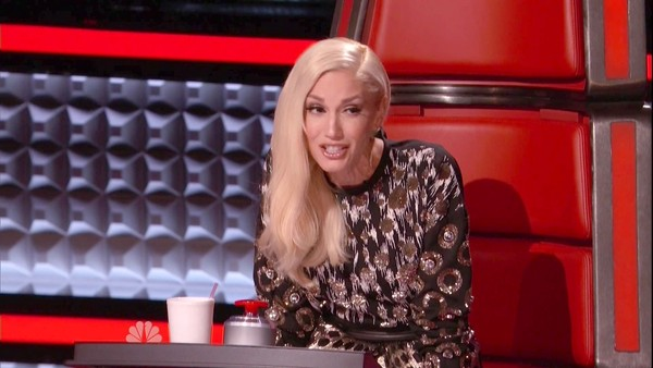 gwen stefani photos photos the voice season 9 episode 910 zimbio