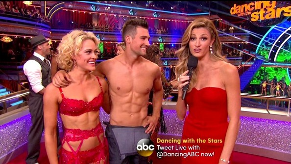 dwts season 18 week 2 james and peta dating
