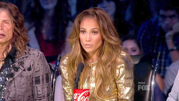 Jennifer Lopez - American Idol Season 11 Episode 31