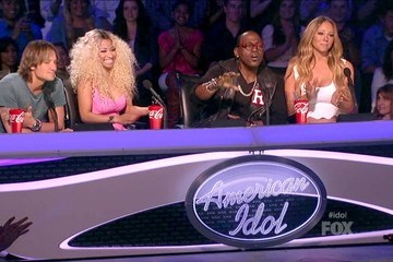 Mariah Carey Nicki Minaj American Idol Season 12 Episode 34