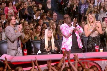 Mariah Carey Nicki Minaj American Idol Season 12 Episode 37