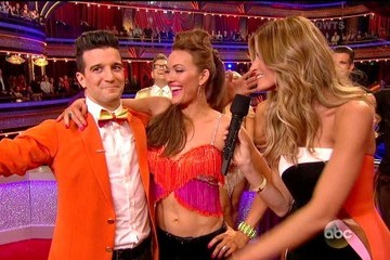 Mark Ballas Dancing with the Stars Season 18 Episode 4