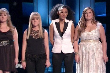 Sarah Simmons The Voice Season 4 Episode 22