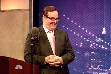 Steve Higgins Late Night with Jimmy Fallon Season 4 Episode 616