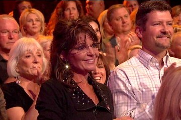 Todd Palin Dancing with the Stars Season 15 Episode 8