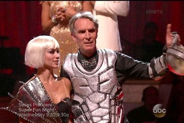 Tyne Stecklein Dancing with the Stars Season 17 Episode 3