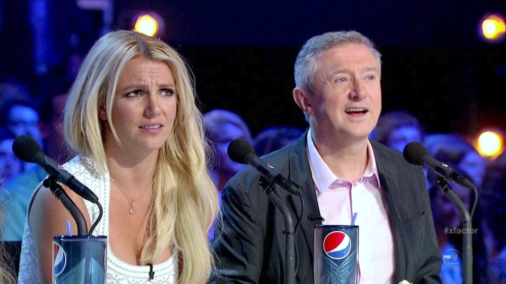 Britney Spears, Louis Walsh - Britney Spears and Louis Walsh Photos - Zimbio