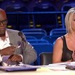 L.A. Reid and Britney Spears
